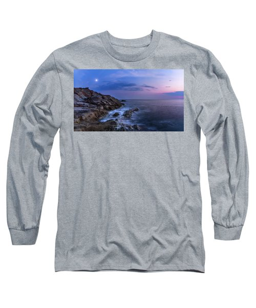 Twilight Sea Long Sleeve T-Shirt