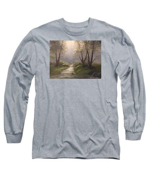 Twin Oaks  Long Sleeve T-Shirt