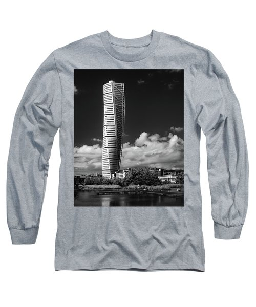 Twisted #4 Long Sleeve T-Shirt