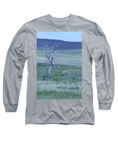 Twisted And Free Long Sleeve T-Shirt