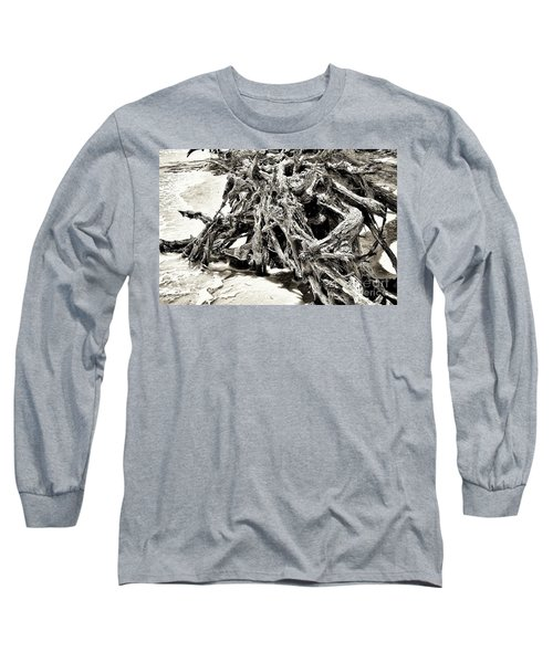Twisted Driftwood Long Sleeve T-Shirt