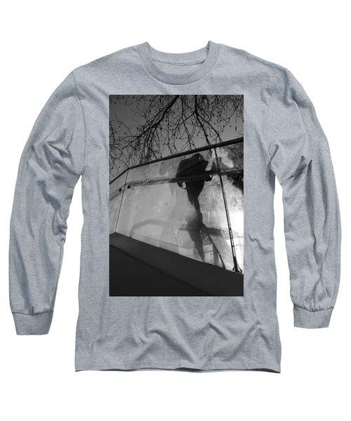 Twisted Long Sleeve T-Shirt