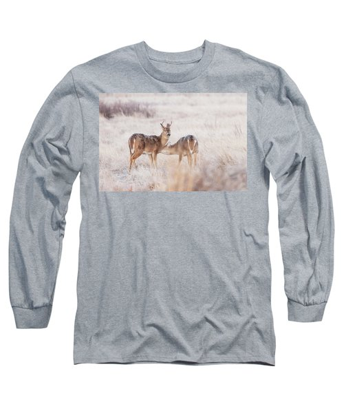Two Deers Long Sleeve T-Shirt