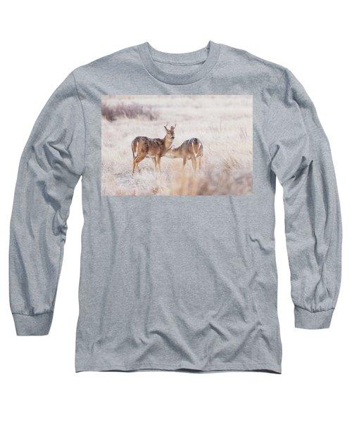 Two Deers Long Sleeve T-Shirt
