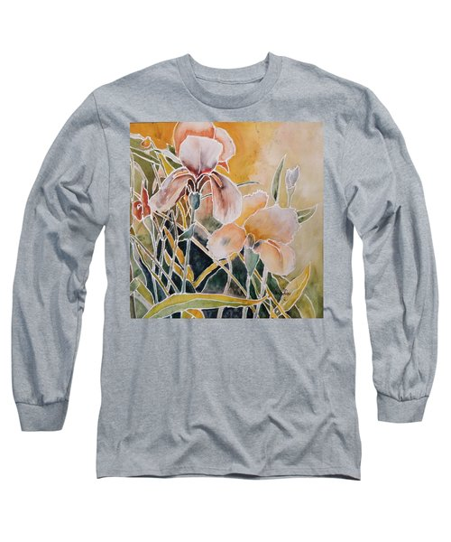 Two Irises Long Sleeve T-Shirt