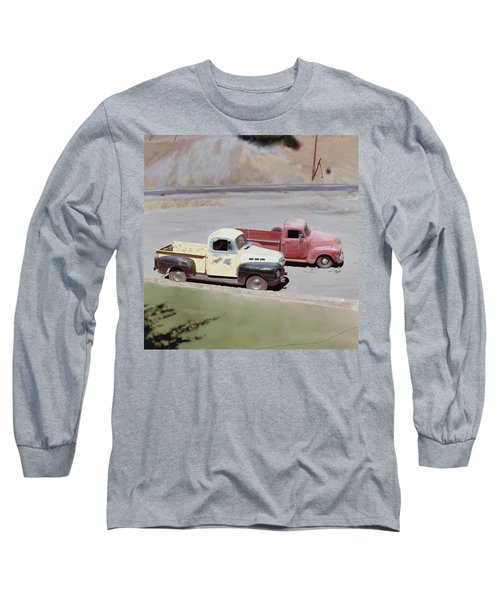 Two Pickups Long Sleeve T-Shirt