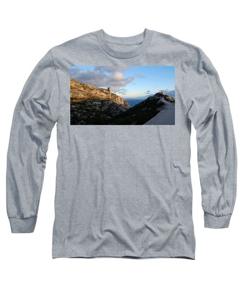Two Point View Long Sleeve T-Shirt