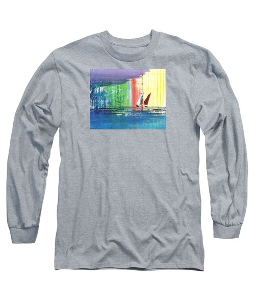 Two Sails Long Sleeve T-Shirt