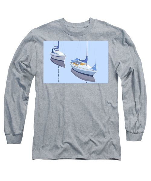 Two Sloops Long Sleeve T-Shirt