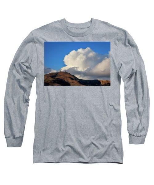 Two Trees At Ventura, California Long Sleeve T-Shirt