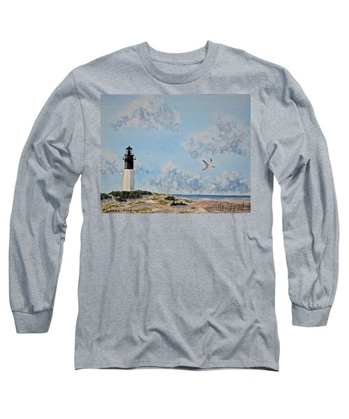 Tybee Light Savannah Long Sleeve T-Shirt