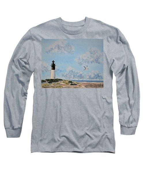 Tybee Light Savannah Long Sleeve T-Shirt