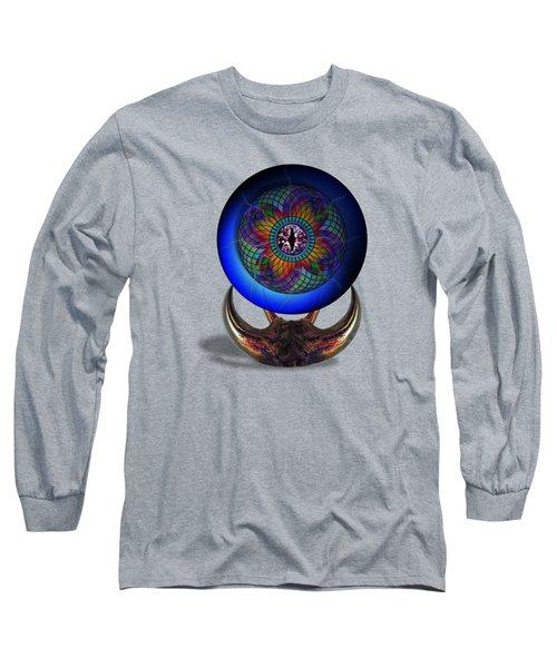 Uadjet's Eye Long Sleeve T-Shirt by Iowan Stone-Flowers