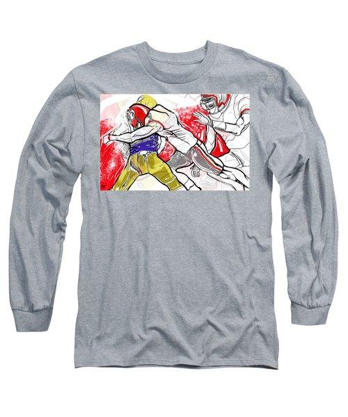 Uga 2017 Lorenzo Long Sleeve T-Shirt