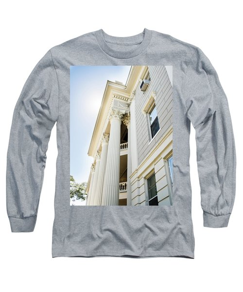 Long Sleeve T-Shirt featuring the photograph Uga Beauty by Parker Cunningham