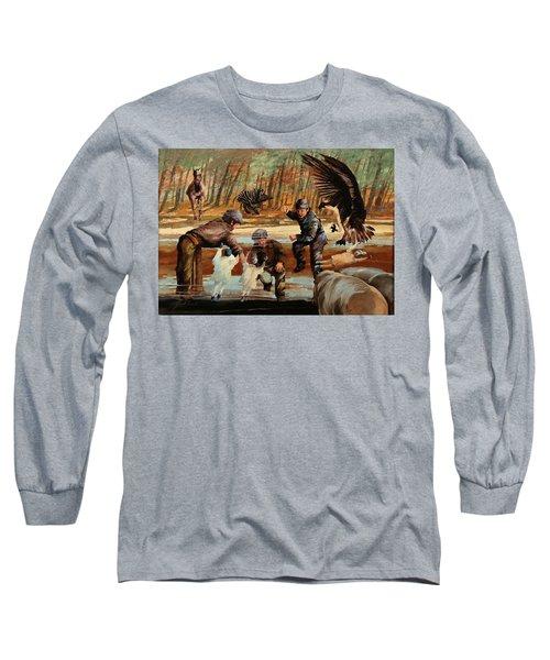 Un Po' Di Casino Long Sleeve T-Shirt