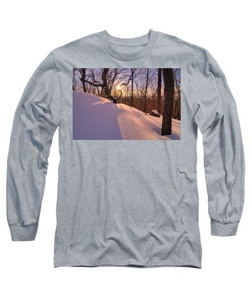 Unbroken Trail Long Sleeve T-Shirt by Craig Szymanski