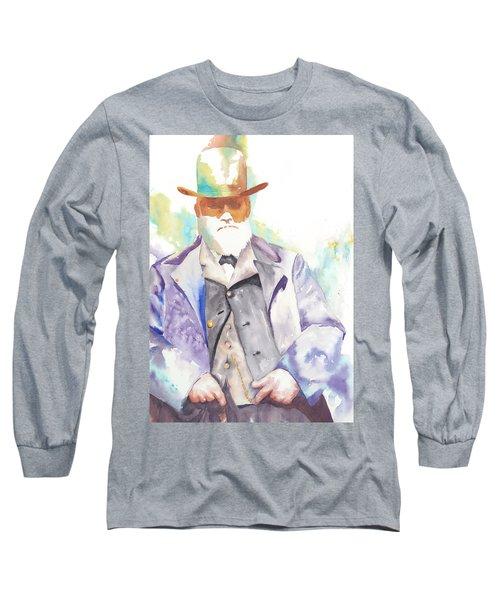 Uncle David Nation, Circa 1900 Long Sleeve T-Shirt