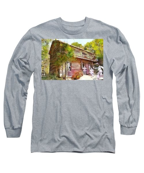 Uncle Tom's Cabin Long Sleeve T-Shirt