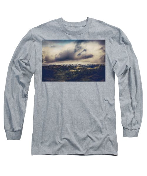 Long Sleeve T-Shirt featuring the photograph Undeniable by Laurie Search