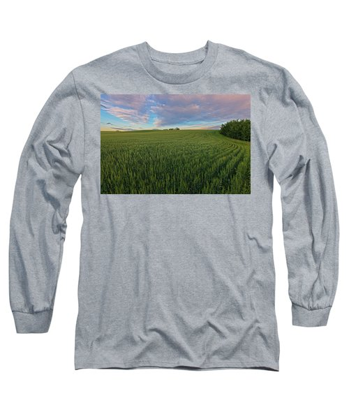Under A Summer Sky Long Sleeve T-Shirt