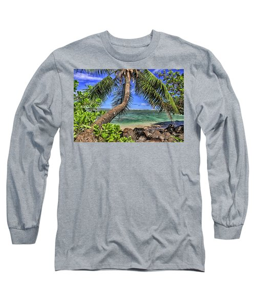 Under The Coconut Tree Long Sleeve T-Shirt