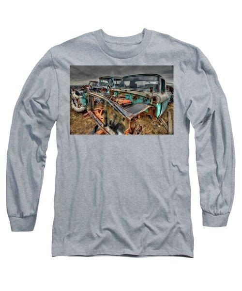 Under The Hood Long Sleeve T-Shirt