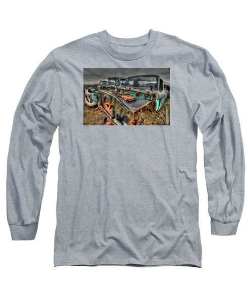Under The Hood Long Sleeve T-Shirt