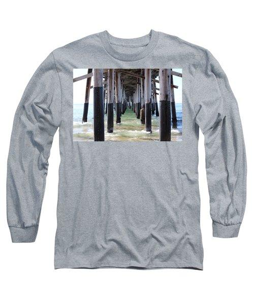 Under The Pier Long Sleeve T-Shirt