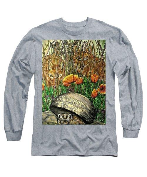 Undercover Long Sleeve T-Shirt by Kim Jones