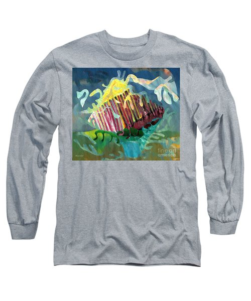 Undersea Still Life Long Sleeve T-Shirt