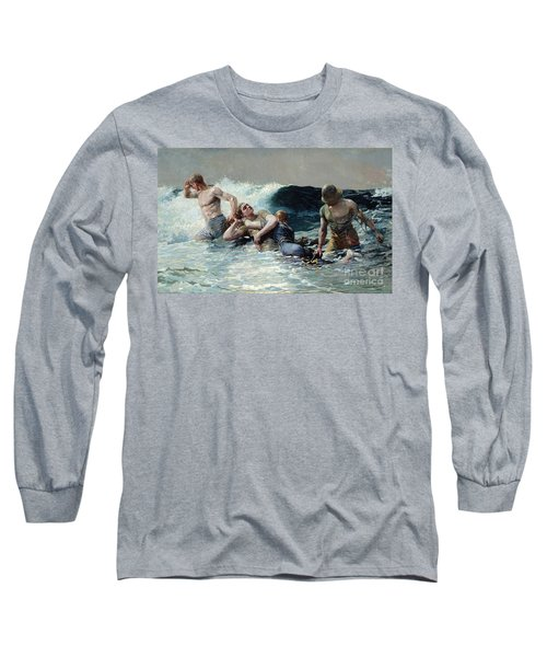 Undertow Long Sleeve T-Shirt
