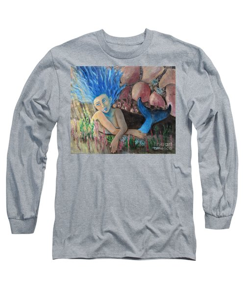 Underwater Wondering Long Sleeve T-Shirt