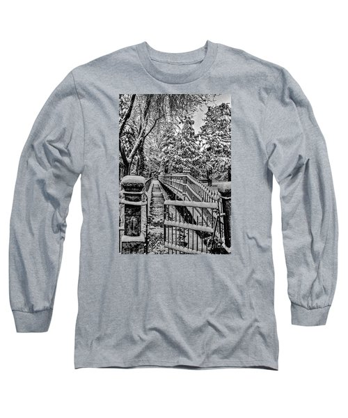 Undisturbed Long Sleeve T-Shirt