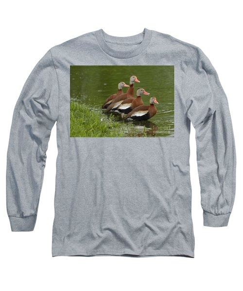 Unexpected Visitors Long Sleeve T-Shirt