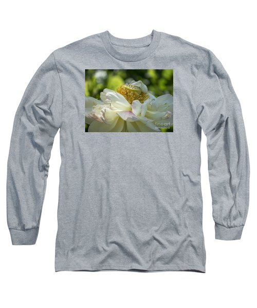 Unfurling Long Sleeve T-Shirt