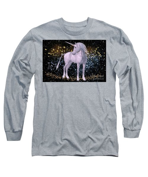 Unicorn Dust Long Sleeve T-Shirt