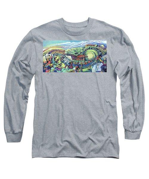 Unify Fest 2017 Long Sleeve T-Shirt