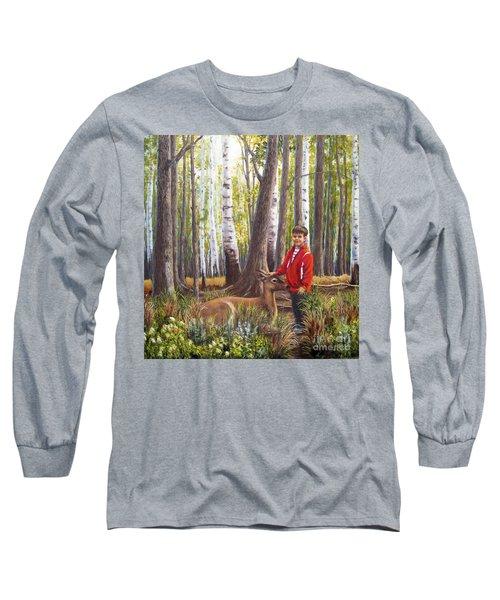 Uninhibited Long Sleeve T-Shirt