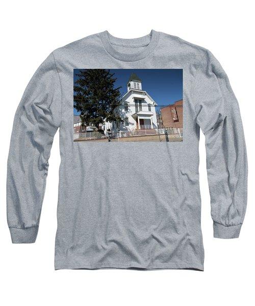 Union Evangelical Church Of Corona Long Sleeve T-Shirt