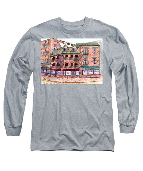 Union Osyter House Boston Long Sleeve T-Shirt