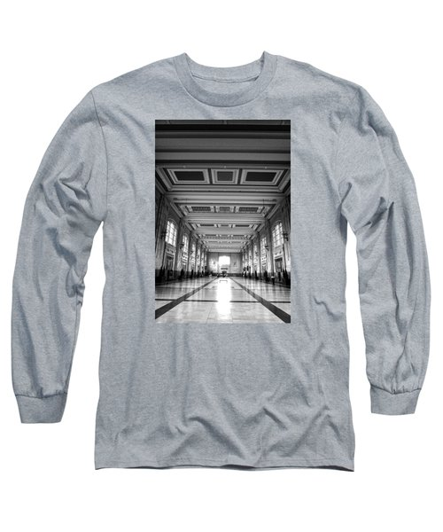 Union Station Perspective Long Sleeve T-Shirt
