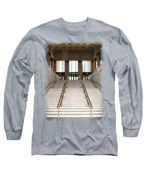 Union Street Station Long Sleeve T-Shirt