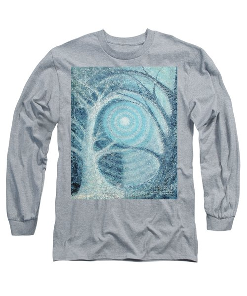 Long Sleeve T-Shirt featuring the painting Unity by Holly Carmichael