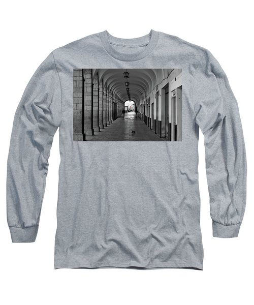 Universal Sign Long Sleeve T-Shirt