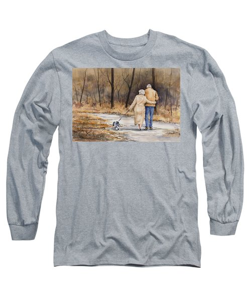 Unspoken Love Long Sleeve T-Shirt