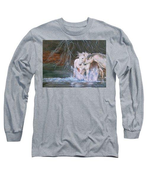 Unspoken Persuasion Long Sleeve T-Shirt