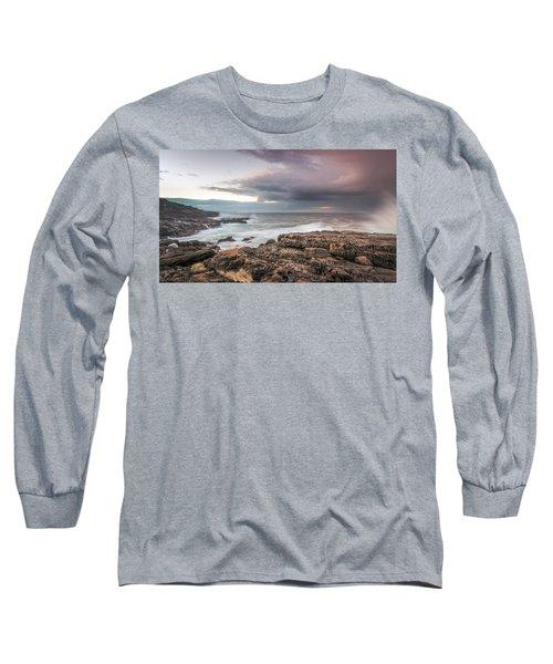 Untamed Coast Long Sleeve T-Shirt