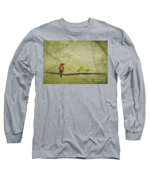 Until Spring Long Sleeve T-Shirt