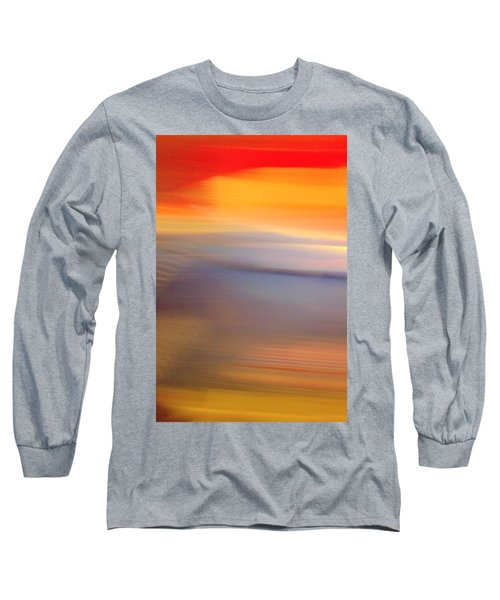 Untitled 3 Long Sleeve T-Shirt by Terence Morrissey